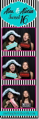 Alex and Alcia's Sweet 16