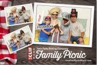 Clif Bar Family Picnic