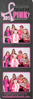 Tough Enough To Wear Pink 2018