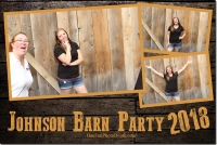 Barn Party 2018