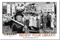 Community Library 2018