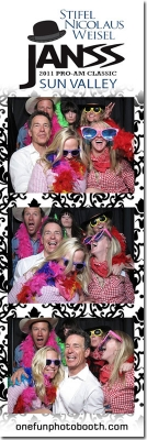 2011 Janss Photo Booth in Sun Valley Idaho