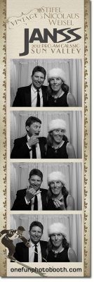 2012 Janss Sun Valley Photo Booth