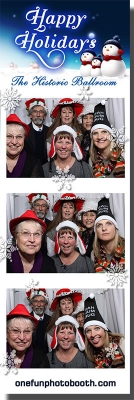 Historis Ballroom Holiday Party 2015