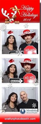 Minidoka Hospital Holiday Party 2015