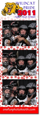 Filer High School 2011 Graduation Photo Booth