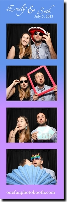 Emily & Seth's Wedding Sun Valley Photobooth