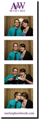 Sun Valley Wedding Photobooth