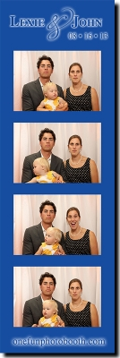 Lexie & John's Wedding Photo Booth in Sun Valley Idaho