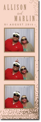 Allison and Marlin's Wedding  Photo Booth in Twin Falls Idaho