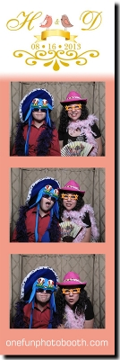 H & D Wedding Photo Booth in Twin Falls Idaho