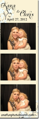 Kara & Chris's Wedding Photo Booth in Twin Falls Idaho