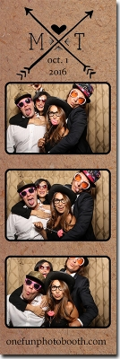 M & T Wedding Sun Valley Photobooth