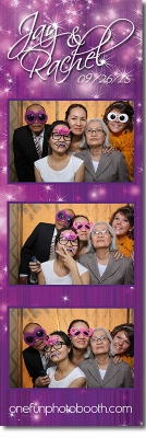 Jay and Rachel's Wedding Photo Booth in Buhl Idaho