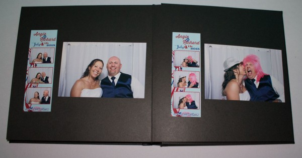 Custom Strips and Photo Memory Book