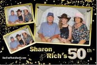 Sharon & Riches 50th