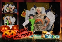 Restore Halloween Photo Booth in Twin Falls Idaho
