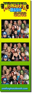 YSA Monster Bash 2012 Photo Booth