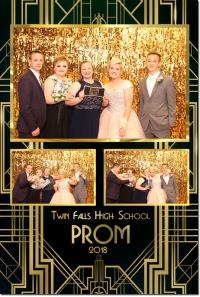 Twin Falls High School Prom 2018
