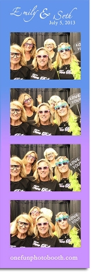 Emily & Seth's Wedding Photo Booth Sun Valley