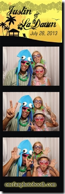 Justin & Dawn's Wedding  Photo Booth in Elko Nevada