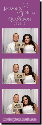 Jason & Holly's Wedding Photo Booth in Twin Falls Idaho