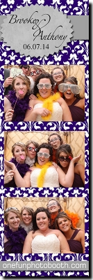 Brook & Anthony's Wedding Photo Booth in Twin Falls Idaho