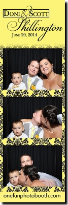 Doni & Scott's Wedding Photo Booth in Twin Falls Idaho