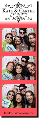 Kate & Cater's Wedding Photo Booth in Twin Falls Idaho