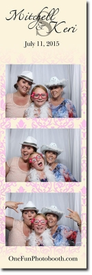 Keri & Mitchell's Wedding Photo Booth in Twin Falls Idaho