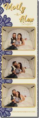 Molly and Alex's Sun Valley Photo Bus Wedding