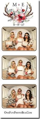 Melissa and Edwin's Photo Bus Wedding