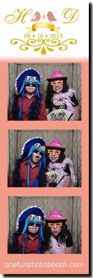 H & D Wedding Photo Booth in Twin Falls Idaho
