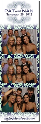Pat & Nan's  Wedding Photo Booth in Twin Falls Idaho