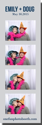 Emily and Doug's Wedding Photo Booth in Sun Valley Idaho