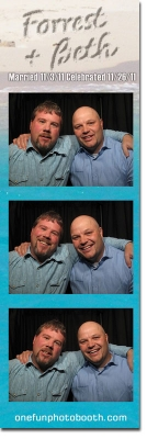 Beth & Forrest's Wedding  Photo Booth in Twin Falls Idaho