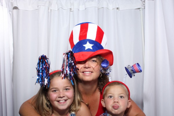 4th of July Photobooth