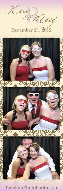 Sun Valley Wedding Photo Booth